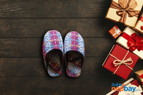 Dhaka Sandals for Babies