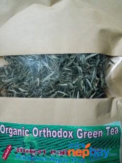 Organic Orthodox Green Tea