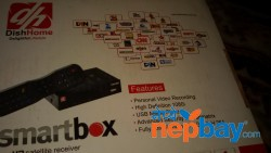 Dishhome set top box