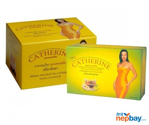 Catherine  Tea