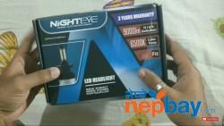night eye led headlight for car and bike