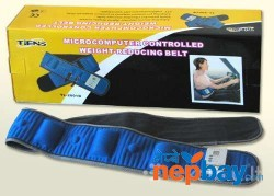 Micro computer weight loss belt