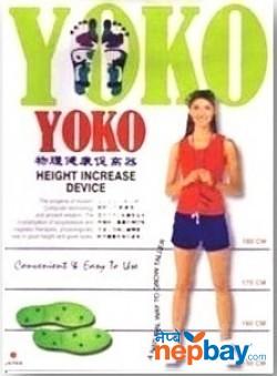 Yoko height increase