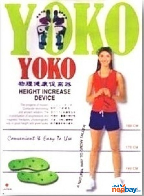 Yoko height increase