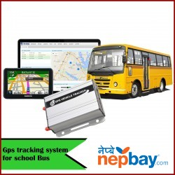Gps tracking system for School