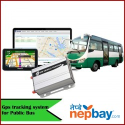 Gps tracking system for Public Bus