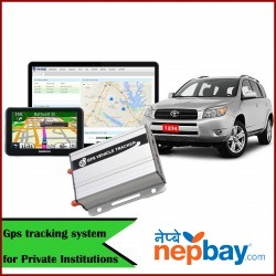 Gps tracking system for Private Institutions