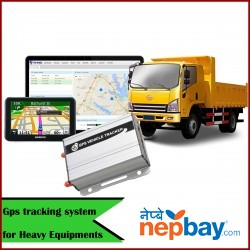 Gps tracking system for Heavy Equipments