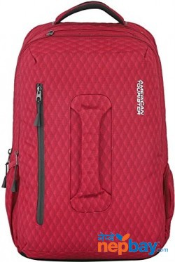 American Tourister Acro Plus Laptop backpack 02 Red