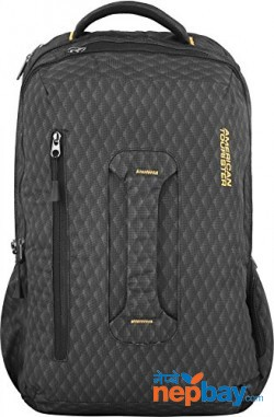 American Tourister Acro Plus laptop Backpack 02 Black