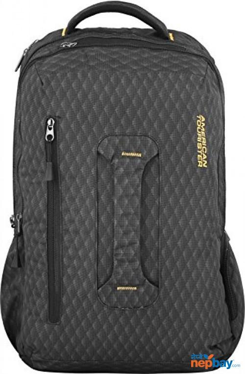 American Tourister Acro Plus laptop Backpack 02 Black