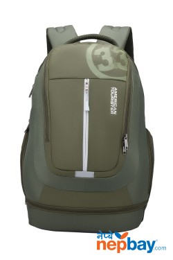 SNAP +02 LBP American Tourister Olive