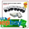 "7 Unique Vision HD Camera-Package Set ""G"""