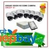 "7 Unique Vision HD Camera-Package Set ""G"""