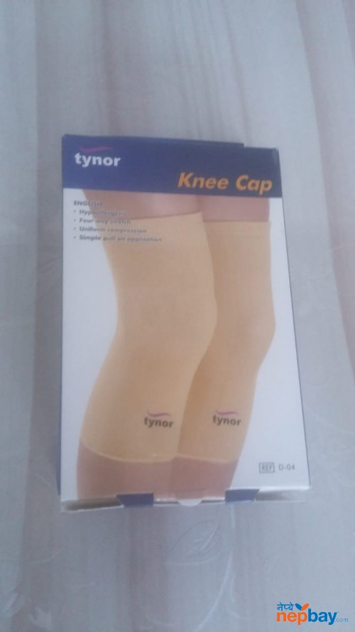 Knee cap pair