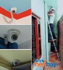 Cctv camara Repairing & maintenance service in nepal
