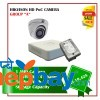 1 Hikvision HD POC Camera Set Package A