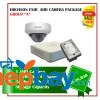 1 Hikvision AHD Exir Camera Set Package A