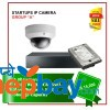Startups IP Camera set Package A