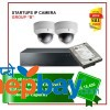 Startups IP Camera set Package B