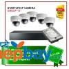 Startups IP Camera Set Package E