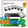 Startups IP Camera Set Package F