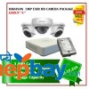 3 Hikvision 5MP Exir Camera Set Package C