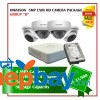 4 Hikvision 5MP Exir Camera Set Package D