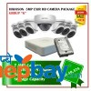 7 Hikvision 5MP Exir Camera Set Package G