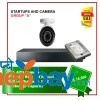 Startups AHD Camera Set Package A
