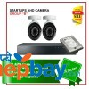 Startups AHD Camera Set Package B