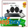 Startups AHD Camera Set Package D