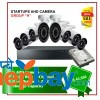 Satrtups AHD Camera Set Package H