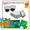 2 Hikvision HD Camera Set Package B