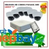 6 Hikvision HD Camera Set Package F