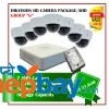 7 Hikvision HD Camera Set Package G