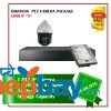 1 Hikvision PTZ Camera Set Package A