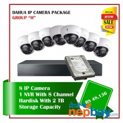 "Dahua IP CCTV Camera package ""H"""