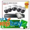 """Dahua IP CCTV camera package """"E"""""""