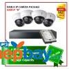"Dahua IP CCTV Camera Package ""D"""