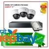 "Dahua IP CCTV camera Package ""C"""
