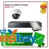 "Dahua IP CCTV camera package ""A"""