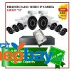 8 Hikvision H.265 series Camera Set Package H