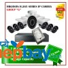 7 Hikvision H.265 Saeries Camera Set Package G