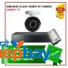 1 Hikvision H.265 Series Camera Set Package A