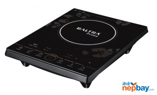 Baltra BIC-108 Prima 2000W Induction Cooker - (Black) Baltra BIC-108 Prima 2000W Induction Cooker - (Black)