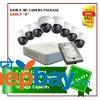 "Dahua AHD CCTV camera Package ""H"""