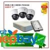 "Dahua AHD CCTV Camera Package ""C"""