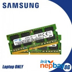 Samsung 8GB PC3l 12800s 1600MHz Laptop Memory Notebook Modue SODIMM RAM