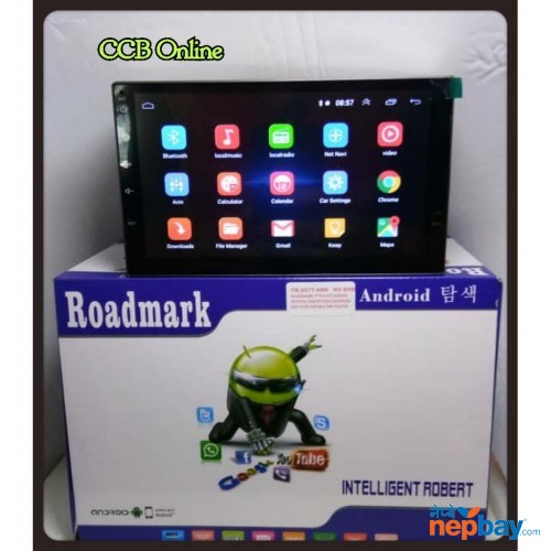 """Android Roadmark 7"""" Plug And Play Double Din Player 1.0"""